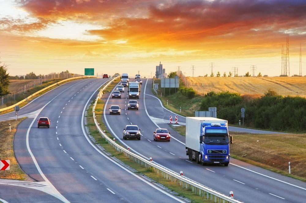 transport-truck-road